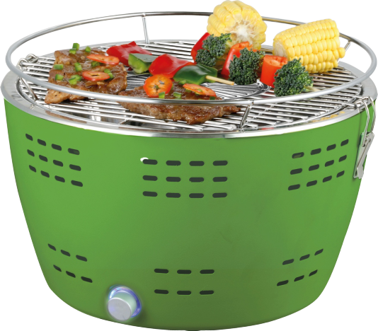 BARBECUE GRILL NOMADE - LE PRATIQUE