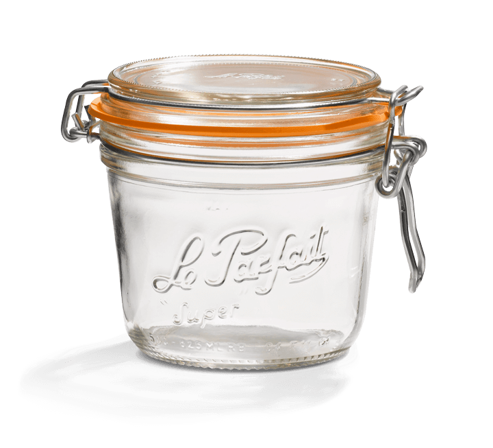 Terrine Le Parfait Super 500 g Ø 100 Pack 6
